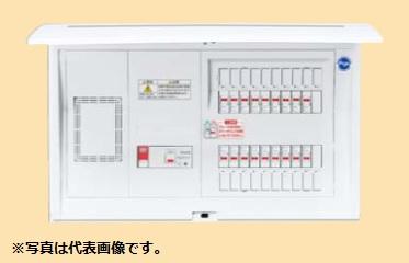 (キャッシュレス5%還元)パナソニック BQE351021 住宅分電盤 1次送り(100V)回路付住宅分電盤 リミッタースペース付 10+2+1 50A