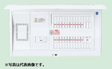 (キャッシュレス5%還元)パナソニック BQE36183G 住宅分電盤 家庭用燃料電池システム ガス発電・給湯暖冷房システム対応 リミッタースペース付 18+3 60A