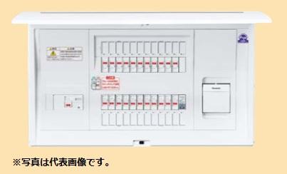 (キャッシュレス5%還元)パナソニック BQE86181EK 住宅分電盤 かみなりあんしんばん あかり機能付 リミッタースペースなし 18+1 60A