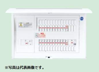 (キャッシュレス5%還元)パナソニック BQE86343C2 住宅分電盤 太陽光発電システム・エコキュート・IH対応 リミッタースペースなし 34+3 60A