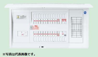 (キャッシュレス5%還元)パナソニック BQEF86221C3 住宅分電盤 太陽光発電システム・エコキュート・電気温水器・IH対応 フリースペース付 単相3線計測電源用ブレーカ内蔵 リミッタースペースなし 22+1+1 60A