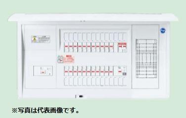 (キャッシュレス5%還元)パナソニック BQEF86221J 住宅分電盤 太陽光発電システム対応 フリースペース付 単相3線計測電源用ブレーカ内蔵 リミッタースペースなし 22+1+1 60A
