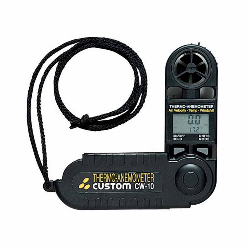 カスタム CW-10 デジタル風速計