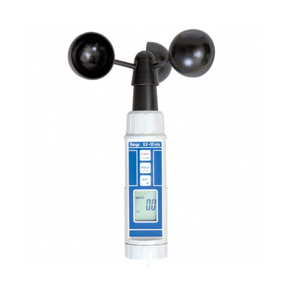 (キャッシュレス5%還元)カスタム CW-70 防水カップ式デジタル風速計
