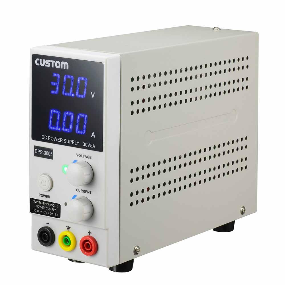 (キャッシュレス5%還元)カスタム DPS-3005 直流安定化電源