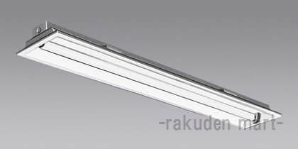 (キャッシュレス5%還元)(送料無料)三菱電機 EL-LFB45001B AHX(25N4) LED照明器具 直管LEDランプ搭載ベースライトLファインecoシリーズ(一般用途) 埋込形 下面開放タイプ
