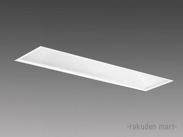 (キャッシュレス5%還元)(送料無料)三菱電機 EL-LFB4552A AHX(34N3A) LED照明器具 直管LEDランプ搭載ベースライトLファインecoシリーズ(一般用途) 埋込形 カバー付タイプ