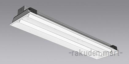 (キャッシュレス5%還元)(送料無料)三菱電機 EL-LFB45702B AHX(34N3A) LED照明器具 直管LEDランプ搭載ベースライトLファインecoシリーズ(一般用途) 埋込形 下面開放タイプ