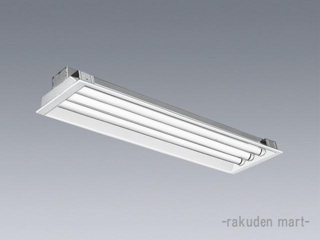 (キャッシュレス5%還元)(送料無料)三菱電機 EL-LFB45703A AHX(26N4) LED照明器具 直管LEDランプ搭載ベースライトLファインecoシリーズ(一般用途) 埋込形 下面開放タイプ