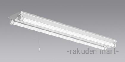 (キャッシュレス5%還元)(送料無料)三菱電機 EL-LKV4342B AHX(34N3A) LED照明器具 直管LEDランプ搭載ベースライトLファインecoシリーズ(一般用途) 直付形 逆富士タイプ