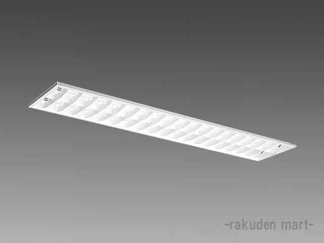 (送料無料)三菱電機 EL-LYB4252B AHX(34N3A) LED照明器具 直管LEDランプ搭載ベースライトLファインecoシリーズ(一般用途) 埋込形 遮光制御タイプ 白色ルーバー付(マルチファイン)