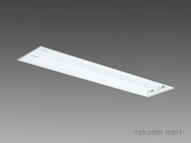(キャッシュレス5%還元)(送料無料)三菱電機 EL-LYB4302B AHX(34N3A) LED照明器具 直管LEDランプ搭載ベースライトLファインecoシリーズ(一般用途) 埋込形 下面開放タイプ