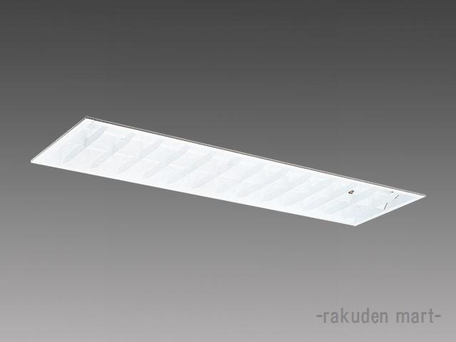 (送料無料)三菱電機 EL-LYB4322B AHX(34N3A) LED照明器具 直管LEDランプ搭載ベースライトLファインecoシリーズ(一般用途) 埋込形 遮光制御タイプ 白色ルーバー付(マルチファイン)
