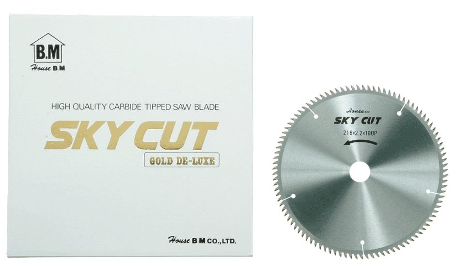 (キャッシュレス5%還元)ハウスビーエム ハウスBM AL-38010 SKY CUT -スカイカット- (アルミ用)