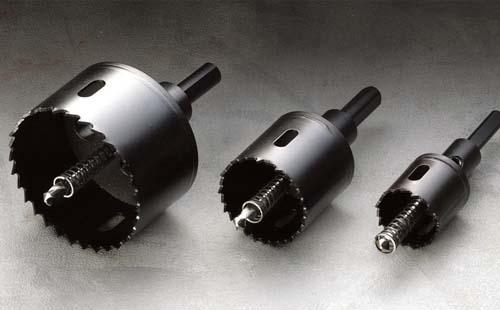 (キャッシュレス5%還元)ハウスビーエム ハウスBM BMH-110 バイメタルホルソー 回転用 BMHタイプ セット品