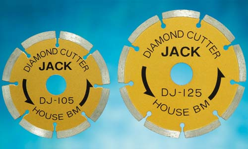 (キャッシュレス5%還元)ハウスビーエム ハウスBM DJ-305A ダイヤモンドジャック セグメントタイプ