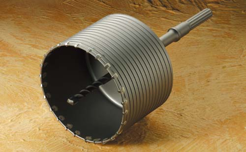 ハウスビーエム ハウスBM HMB-120 ヒューム管コアドリル ハンマードリル用 HMBタイプ ボディのみ