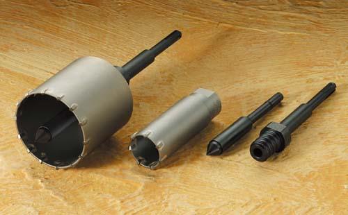 (キャッシュレス5%還元)ハウスビーエム ハウスBM HRB-80 インパクトコアドリル 軽量ハンマードリル用 HRBタイプ ボディのみ