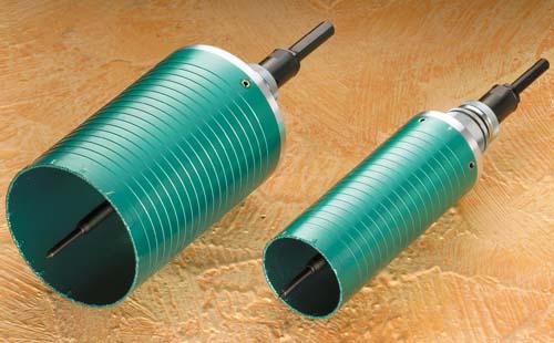(キャッシュレス5%還元)ハウスビーエム ハウスBM MLC-75 マルチレイヤーコアドリル 回転用 MLCタイプ フルセット