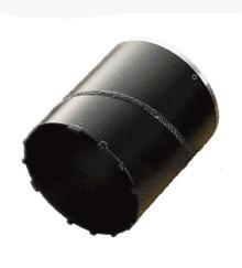 (キャッシュレス5%還元)ハウスビーエム ハウスBM RDG-160BK ラジワン換気コアドリル ドラゴンダイヤ ボディ