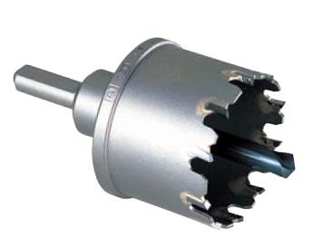 ミヤナガ 278P085 ホールソー278Pパイプ用 85mm