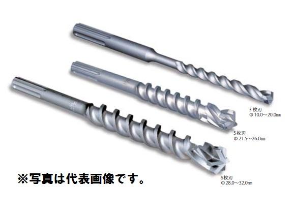 (キャッシュレス5%還元)ミヤナガ DLMAX32057 デルタゴンビットSDS-max (ロングサイズ) 32×570