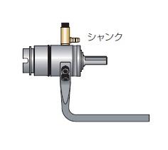 ミヤナガ DMSK2A ワンタッチシャンクアッセンブリー No.2