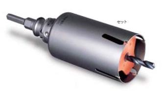 (キャッシュレス5%還元)ミヤナガ PCWS38R ウッディングコアドリル セット SDSプラスシャンク 38×130