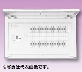 (キャッシュレス5%還元)テンパール MAB310182 スタンダード住宅用分電盤 リミッタースペースなし 扉付 18+2 100A
