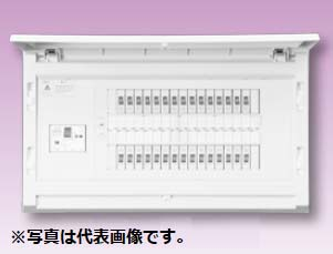 (キャッシュレス5%還元)テンパール MAB33082F スタンダード住宅用分電盤 リミッタースペースなし 扉付 8+2 30A