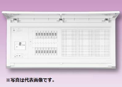 (キャッシュレス5%還元)テンパール MAG33062W スタンダード住宅用分電盤 リミッタースペースなし 扉付 6+2 30A