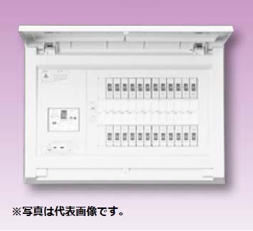 (キャッシュレス5%還元)テンパール MAG34122 スタンダード住宅用分電盤 リミッタースペースなし 扉付 12+2 40A