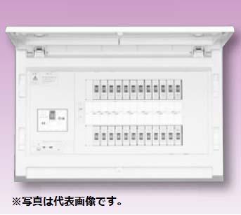 (キャッシュレス5%還元)テンパール MAG3418F スタンダード住宅用分電盤 リミッタースペースなし 扉付 18+0 40A