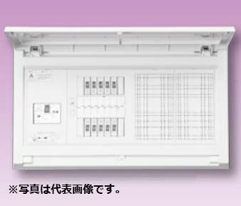 (キャッシュレス5%還元)テンパール MAG35142D スタンダード住宅用分電盤 リミッタースペースなし 扉付 14+2 50A
