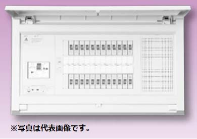 (キャッシュレス5%還元)テンパール MAG36342P スタンダード住宅用分電盤 リミッタースペースなし 扉付 34+2 60A
