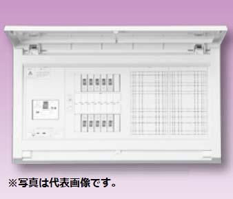 (キャッシュレス5%還元)テンパール MAG37102D スタンダード住宅用分電盤 リミッタースペースなし 扉付 10+2 75A