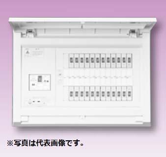 (キャッシュレス5%還元)テンパール MAG3718 スタンダード住宅用分電盤 リミッタースペースなし 扉付 18+0 75A