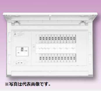 (キャッシュレス5%還元)テンパール MAG3724F スタンダード住宅用分電盤 リミッタースペースなし 扉付 24+0 75A