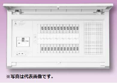 (キャッシュレス5%還元)テンパール MAG3740P スタンダード住宅用分電盤 リミッタースペースなし 扉付 40+0 75A