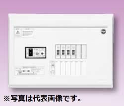 (キャッシュレス5%還元)テンパール YAG23062S スタンダード住宅用分電盤 リミッタースペースなし 扉なし 6+2 30A
