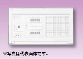 (キャッシュレス5%還元)テンパール YAG36222D スタンダード住宅用分電盤 リミッタースペースなし 扉なし 22+2 60A