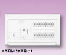 (キャッシュレス5%還元)テンパール YAG36262IB2 オール電化対応住宅用分電盤 リミッタースペースなし 扉なし 26+2 60A
