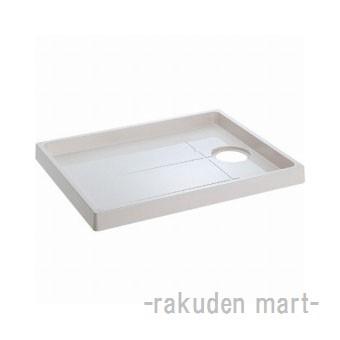 (キャッシュレス5%還元)三栄水栓 SANEI H541-800R 洗濯機パン 洗濯機用