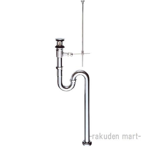 (キャッシュレス5%還元)三栄水栓 SANEI H700-32 ポップアップSトラップ 洗面所用