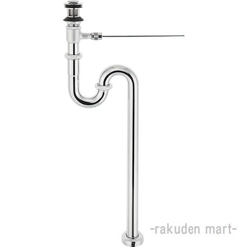 (キャッシュレス5%還元)三栄水栓 SANEI H700F-X-32-ZA ポップアップSトラップ 洗面所用