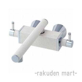 (キャッシュレス5%還元)三栄水栓 SANEI K2530-JD-13 ツーバルブ混合栓 キッチン用