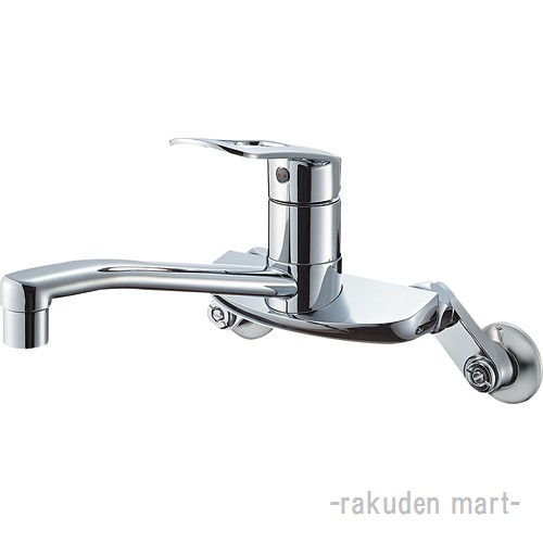 (キャッシュレス5%還元)三栄水栓 SANEI K2710EK-13 シングル混合栓 キッチン用