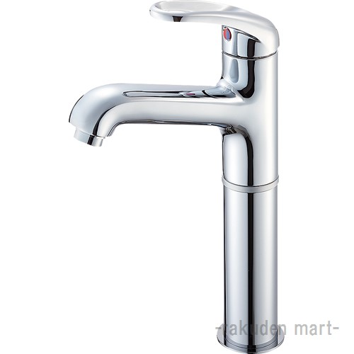 (キャッシュレス5%還元)三栄水栓 SANEI K4710NJV-2T-13 シングルワンホール洗面混合栓 洗面所用