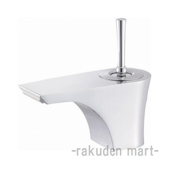 (キャッシュレス5%還元)三栄水栓 SANEI K4780NJK-13 シングルワンホール洗面混合栓 洗面所用