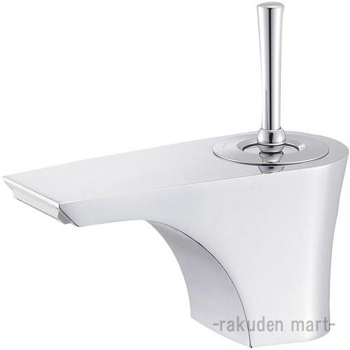 (キャッシュレス5%還元)三栄水栓 SANEI K4780NJV-13 シングルワンホール洗面混合栓 洗面所用